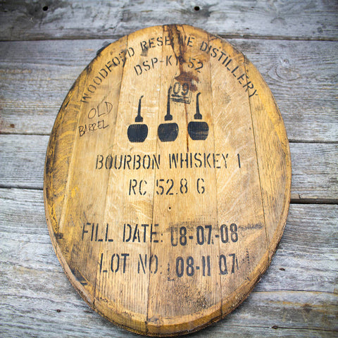 Woodford Reserve Bourbon Flight Tray