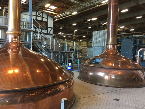 Ballast Point of San Diego's Copper Kettles