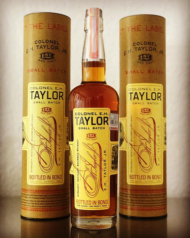 Colonel E. Taylor Small Batch