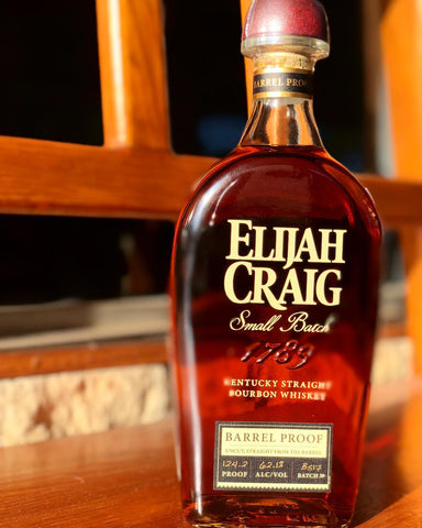 Elijah Craig Barrel Proof 12 Year Old
