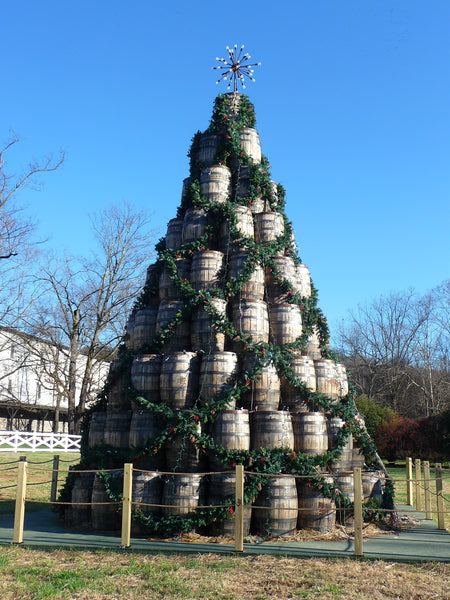 JD Barrel Tree