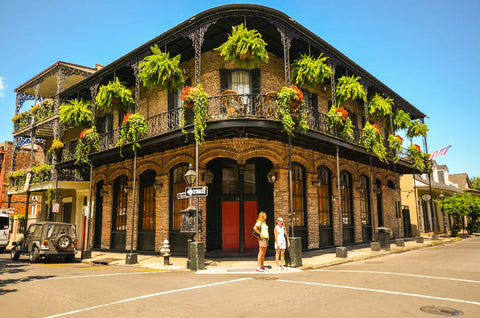 New Orleans Home of Southern Comfort
