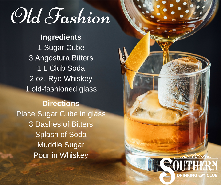 Old Fashion Recipe