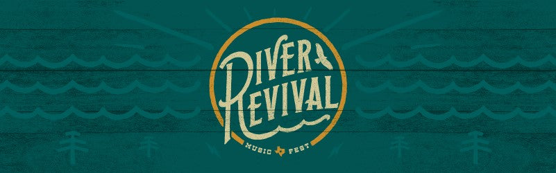 River Revival Music Fest Drinking Gear