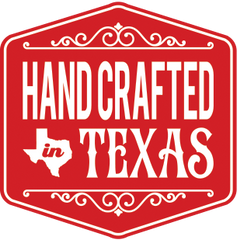 handcrafted in Texas