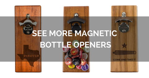 Magnetic Bottle Openers