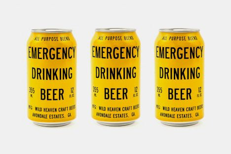 Emergency Beer