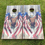Eagle Cornhole Set