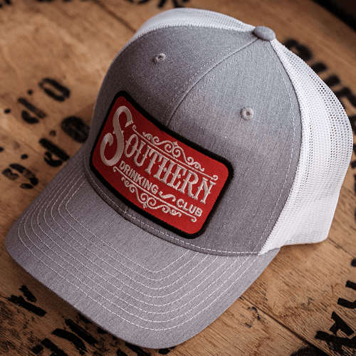 Whiskey Drinking Mesh Hat