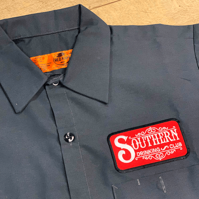 Southern Drinking Club Brewers Work Shirt
