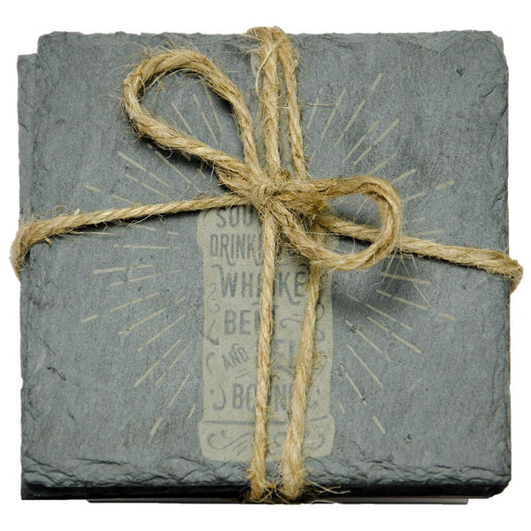 Set of Stone Coasters