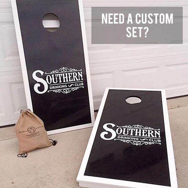 Cornhole Board Set - Custom