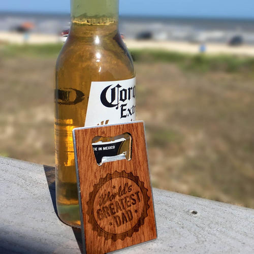 Father's Day Bottle Opener