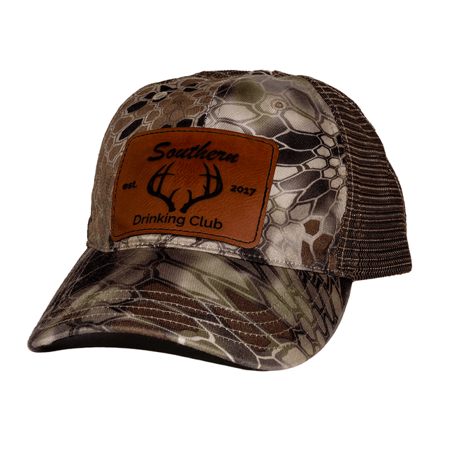 Deer Hunter Patch Hat
