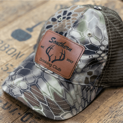 Deer Hunters Kryptek Camo Hat