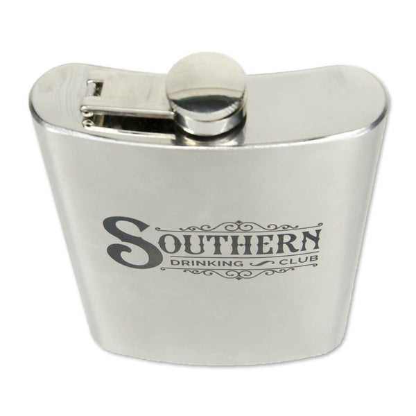 12 oz Stainless Steel Flask