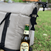 Fishing Bottle Opener on Cooler