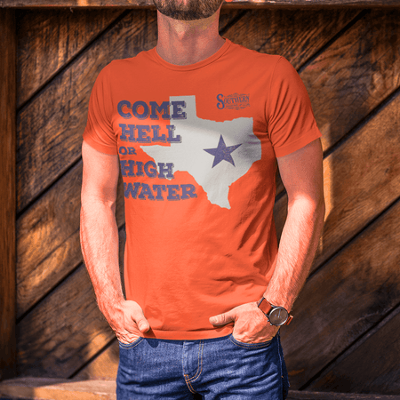 Texas Flag Beer Shirt