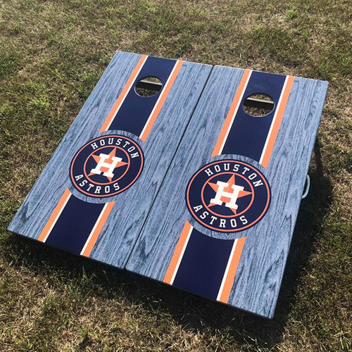 Houston Astros Cornhole Boards
