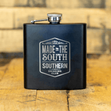 Made in the South 6 oz Hip Flask