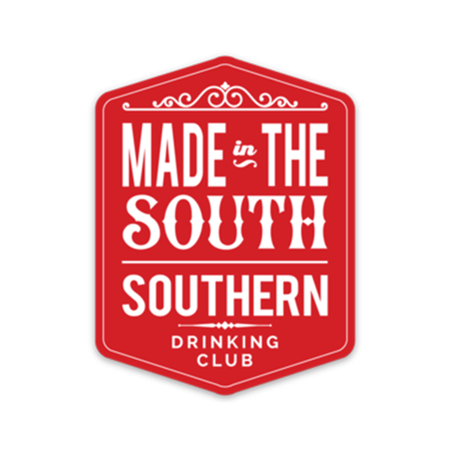 Made in the South Decal