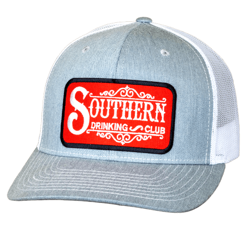 Big Red - Patch Hat