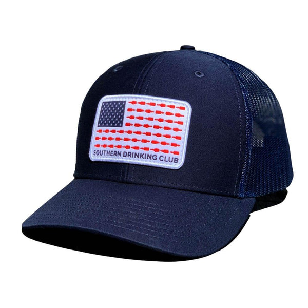 Red, White and Booze - Hat