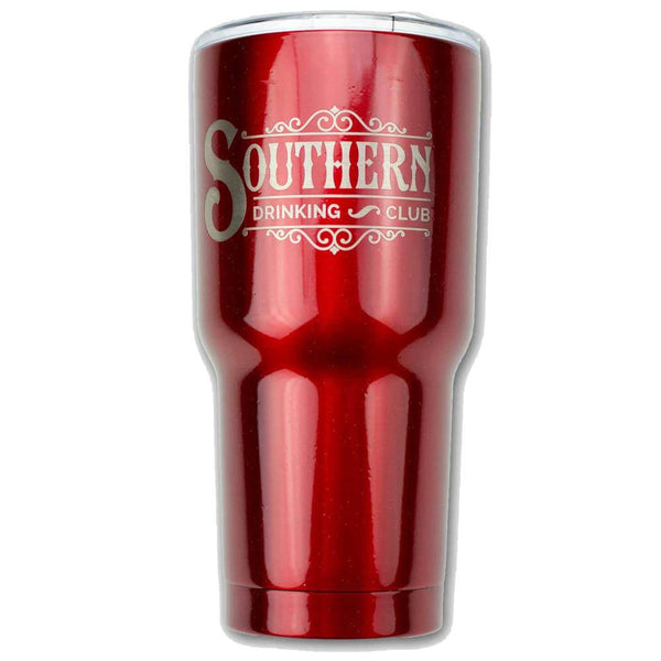 Candy Red Tumbler