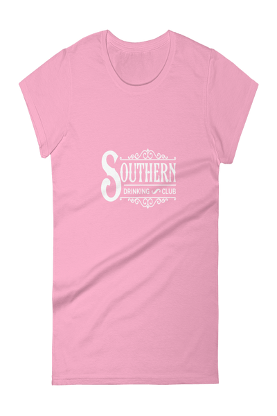 Ladies Southern Drinking Club Logo Shirt