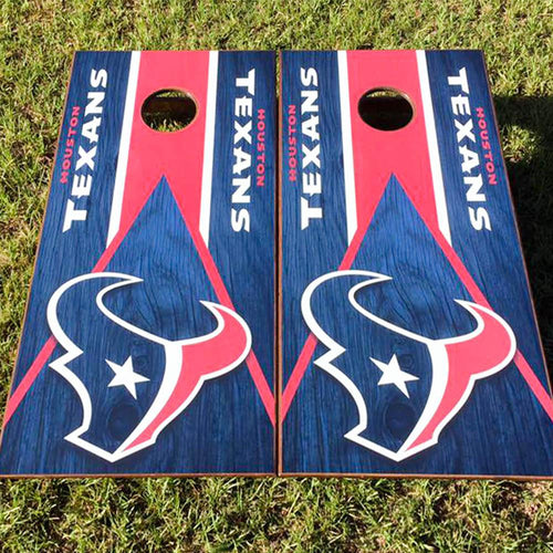 Cornhole Board Set - Houston Texans