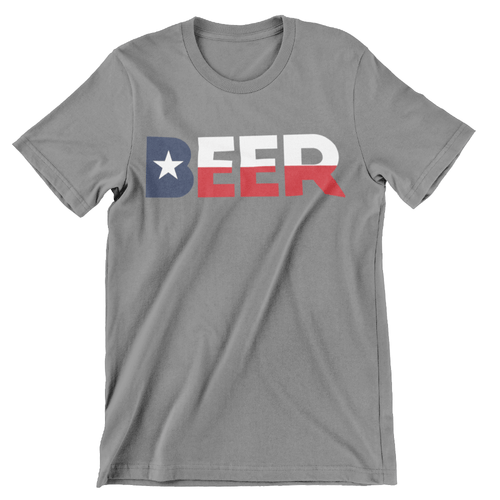 Texas Beer Shirt