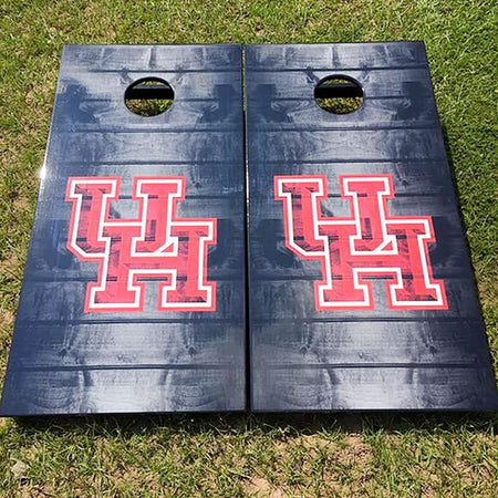 Cornhole Board Set - Houston Astros