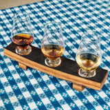 Whiskey Flight Board