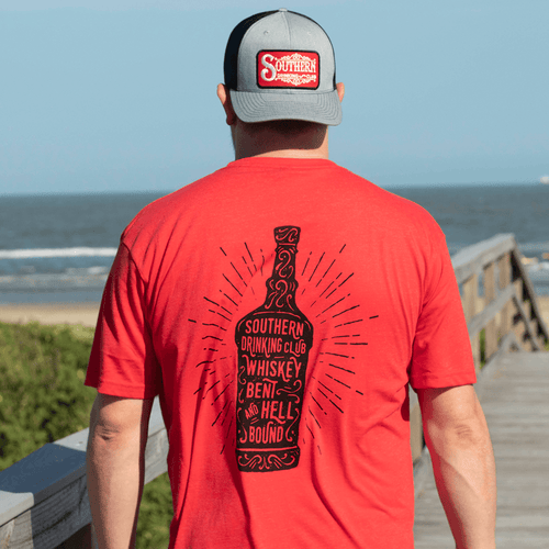 Whiskey Bent and Hell Bound Shirt