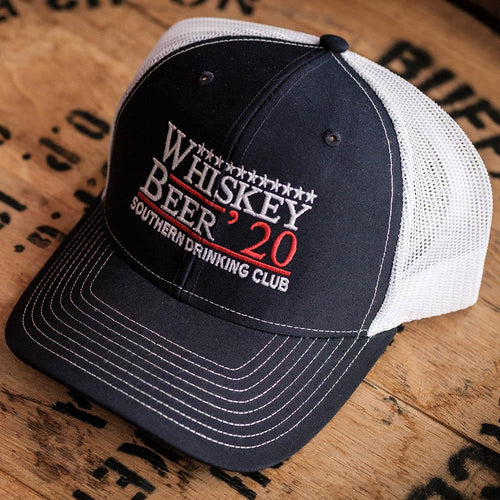 Whiskey and Beer Hat