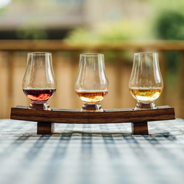 Bourbon Flight Tray