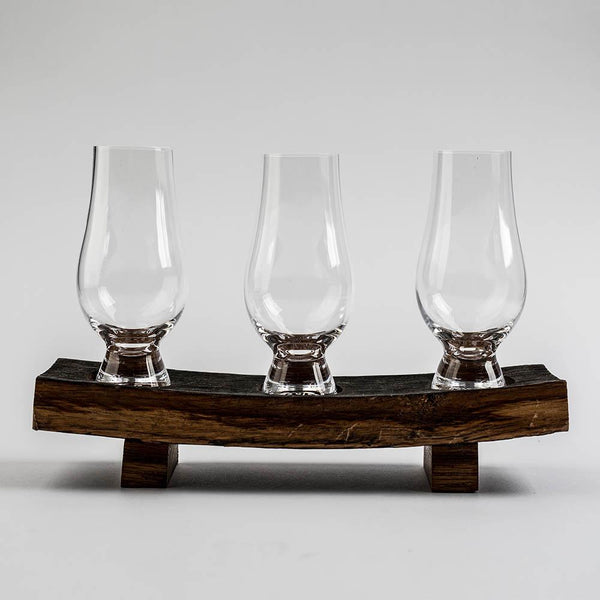 Whiskey Flight Tray