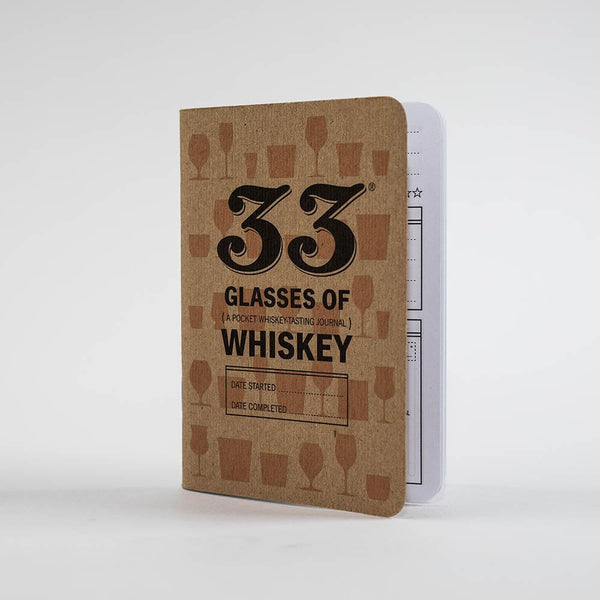 Whiskey Notebook