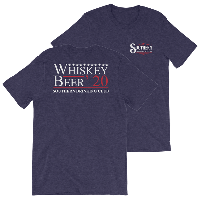 Whiskey Beer '20 Tee Shirt