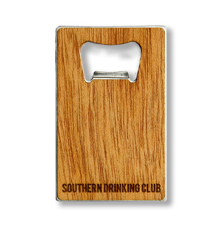 Magnetic Cap n' Catch Bottle Opener - Southern Drinking Club