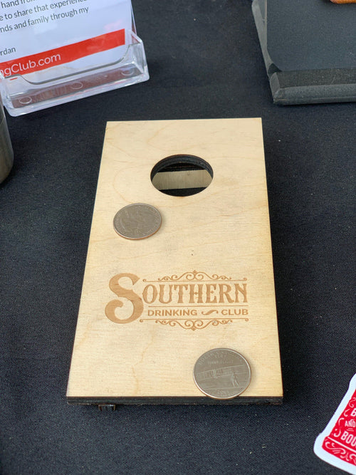 Mini Cornhole Game
