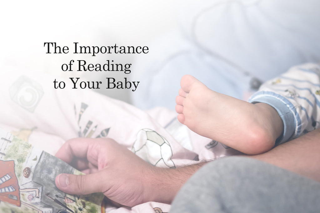 The Importance of Reading to Your Baby