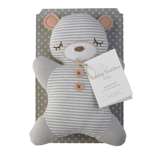 2D Plush Toy - Bear - Living Textiles Co.
