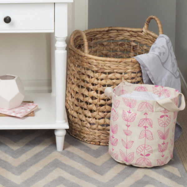 Penelope Canvas Storage - Caddy - Living Textiles Co.