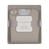 Jersey Reversible Wearable Blanket - Grey Stripe - Living Textiles Co.