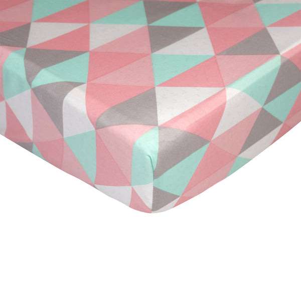 Fitted Sheet - Tripod - Living Textiles Co.