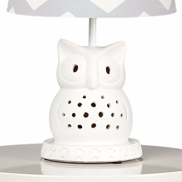 Lamp Base - Owl - Living Textiles Co.