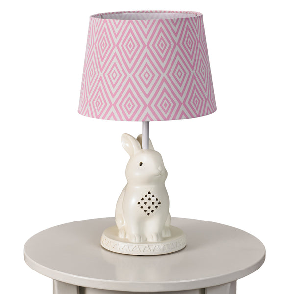 Bunny Lamp Base & Shade - Living Textiles Co.