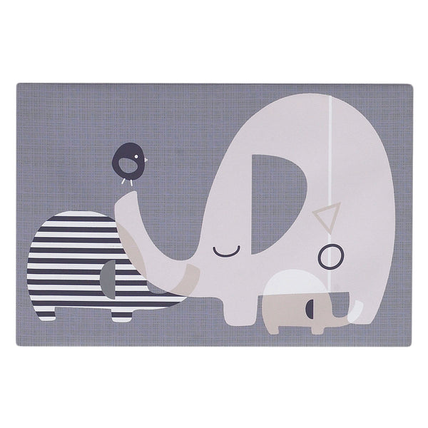 Canvas Art - Elephant - Living Textiles Co.