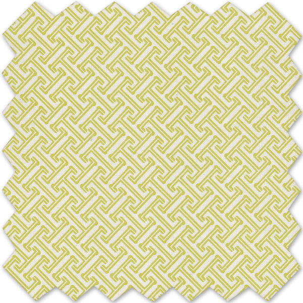 Fabric - Labyrinth Green - Living Textiles Co.